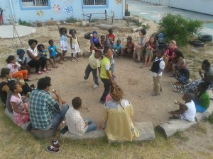 Vrygron, SA Capricorn Elementary Schoo