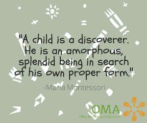 Courtesy of the Ohio Montessori Alliance
