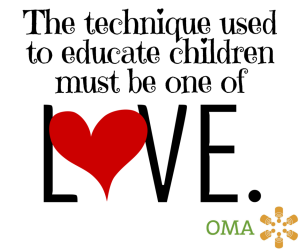 Courtesy of Ohio Montessori Alliance