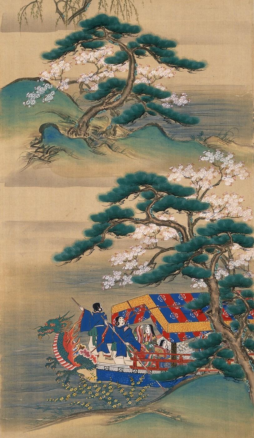 Japanese art history essay