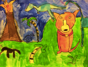 Courtesy of the George Rodrigue Foundation