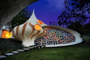 Nautilus House Mexico, Courtesy of design-dautore.com
