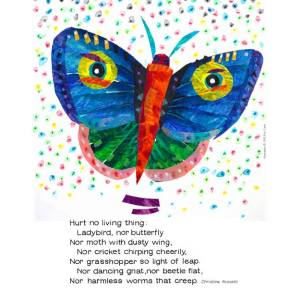 Courtesy of Eric Carle Picture Book Museum